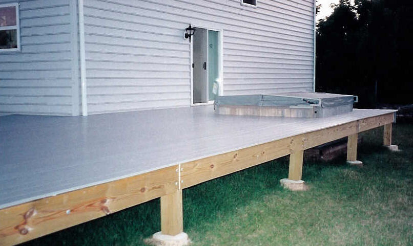 Image Result For Tub Patio Pictures