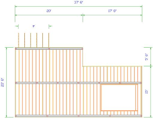 Plastic deck plans for Drawing deck plans